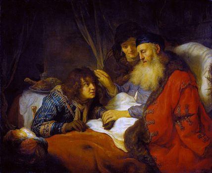 I am Esau thy Firstborn