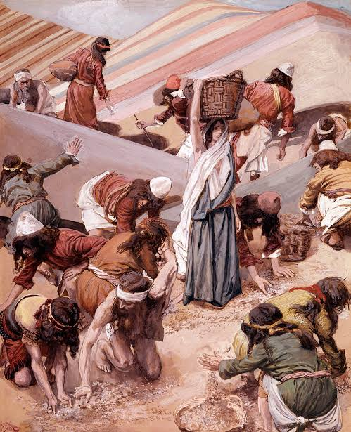 The significance of the bread from heaven